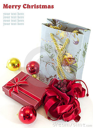 Free Christmas Gifts Stock Image - 21311761