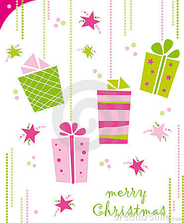 Free Christmas Gifts Royalty Free Stock Photos - 7272038