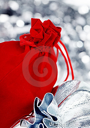 Christmas gifts , macro shoot