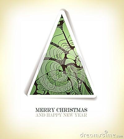 Free Christmas Greeting Card Stock Image - 35680151