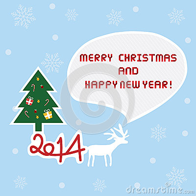 Christmas greeting card11