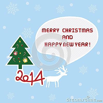 Christmas greeting card11