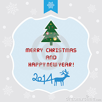 Christmas greeting card13