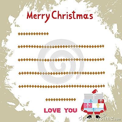 Christmas greeting card14
