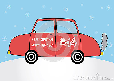 Christmas greeting card16