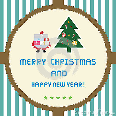 Christmas greeting card21