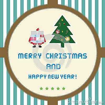 Christmas greeting card21