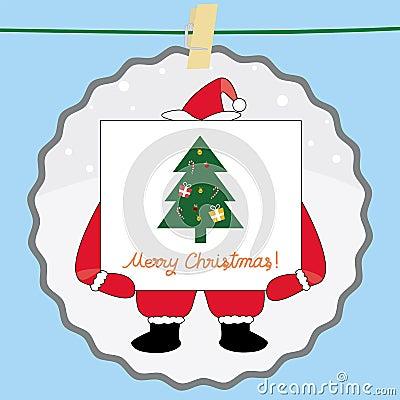 Christmas greeting card41