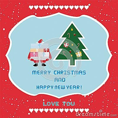 Christmas greeting card57