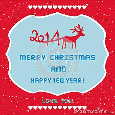 Christmas greeting card56
