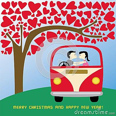 Christmas greeting card36