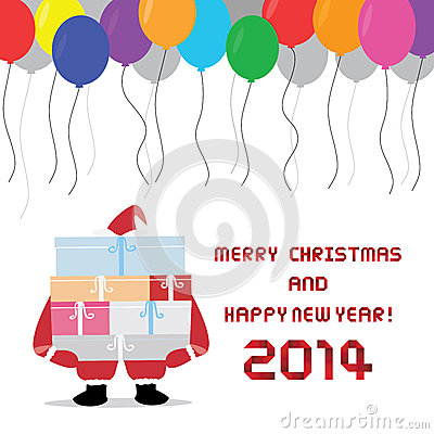 Christmas greeting card34