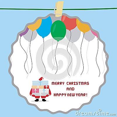 Christmas greeting card32