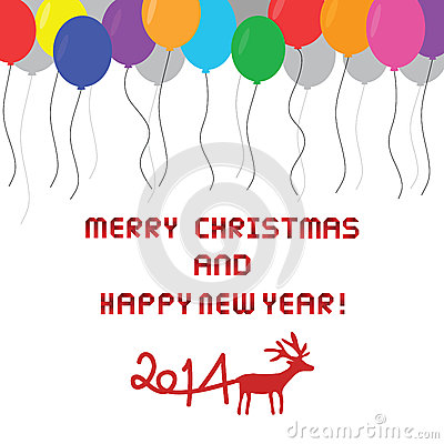 Christmas greeting card33
