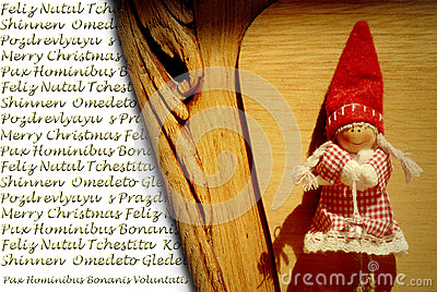 Christmas greeting in many languages