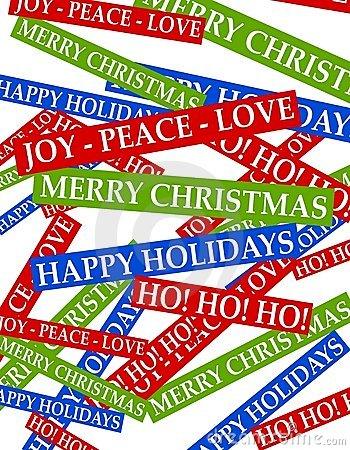Christmas Greetings Background 2