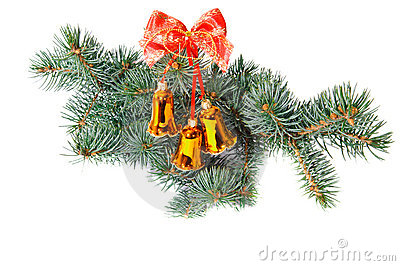 Christmas hand bells