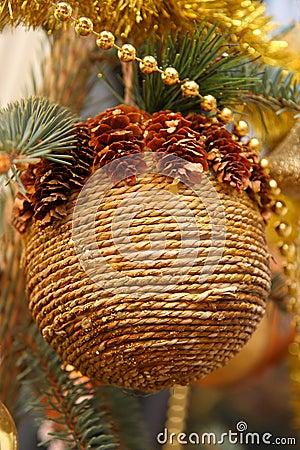 Christmas handmade ball