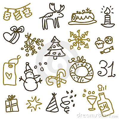Christmas icons 2