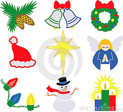 Christmas Icons 2/eps