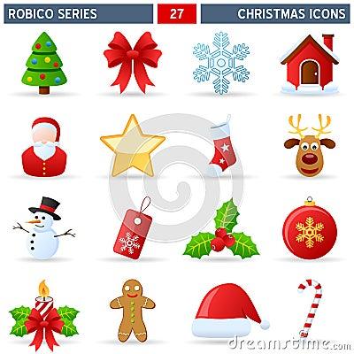 Christmas Icons - Robico Series