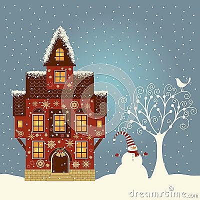 Christmas illustartion