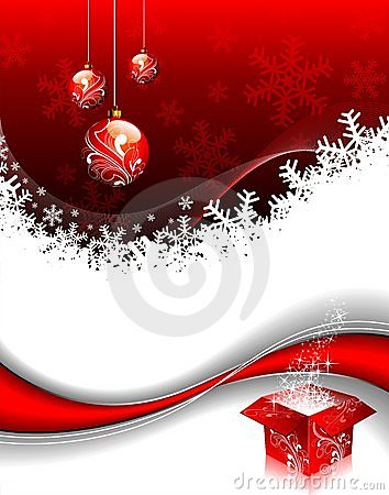 Free Christmas Illustration Royalty Free Stock Photos - 11283048