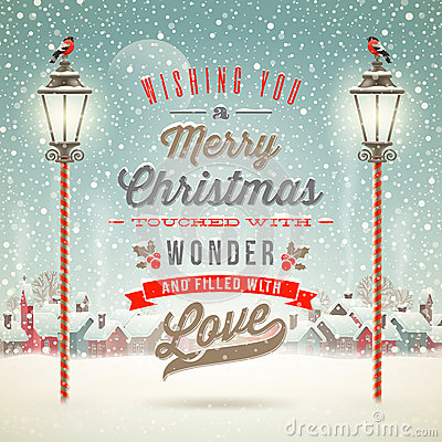 Free Christmas Illustration Stock Photography - 45044782