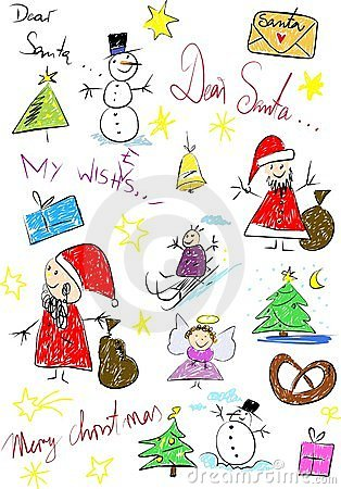 Free Christmas Illustration Royalty Free Stock Photography - 6397957