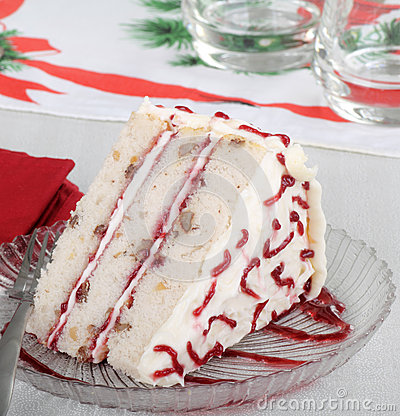 Christmas Layer Cake