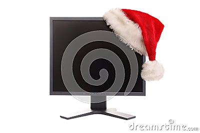 Christmas LCD