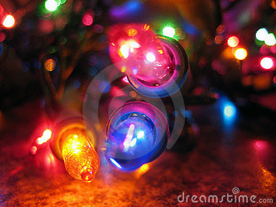 Christmas Lightbulbs