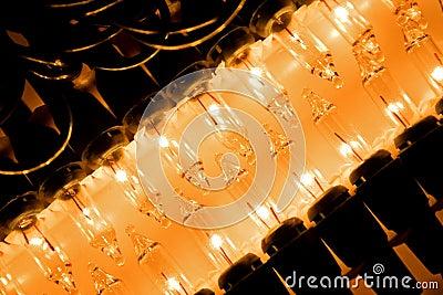 Christmas Lights Row