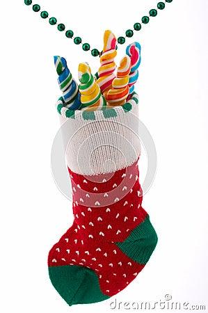Christmas lollipop