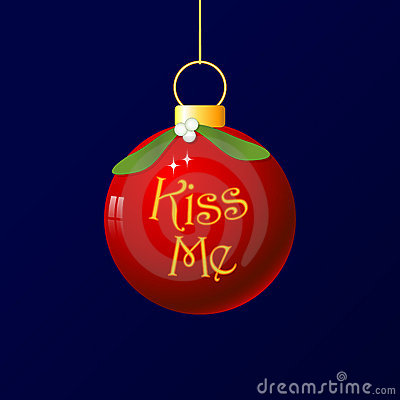 Christmas Love - Kiss Me