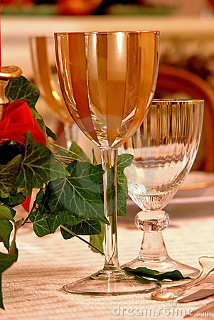 Free Christmas Luxury Glass Stock Photo - 1648270