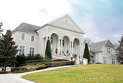 Christmas Luxury Home 41