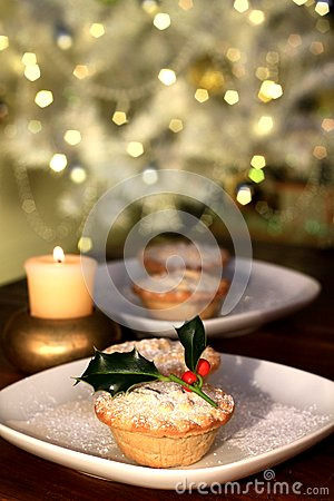 Free Christmas Mince-pie Stock Images - 34988054