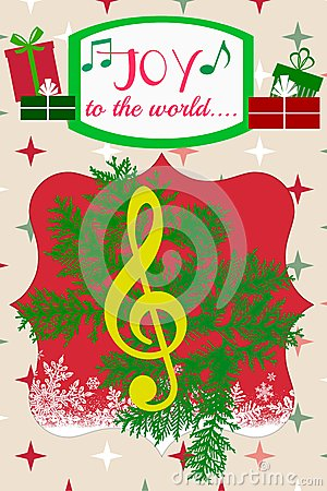 Christmas Music...Joy To The World