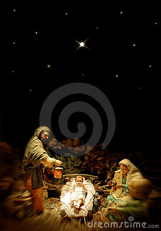 Stock Photos: Christmas nativity. Image: 21348363
