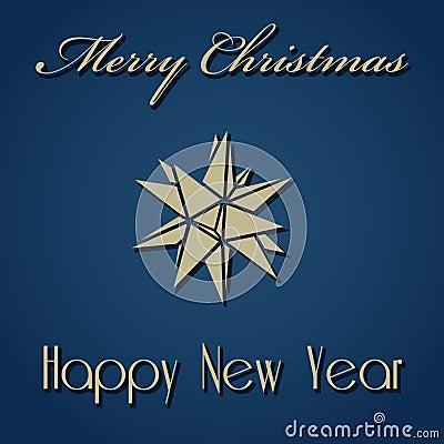Christmas New Year Design