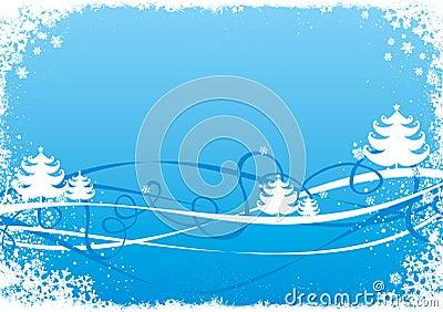 Christmas / New Year illustration
