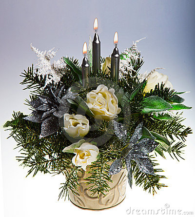 Christmas and new year s decoration