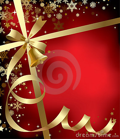Free Christmas & New-Year S Greeting Background Stock Images - 7509834