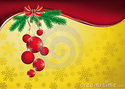 Christmas & New-Year s greeting card