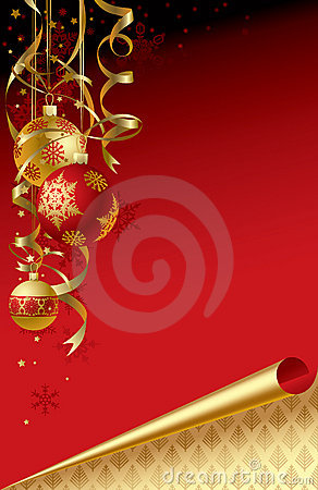 Free Christmas & New-Year S Greeting Card Royalty Free Stock Photography - 7192957