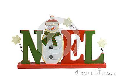 Christmas noel.