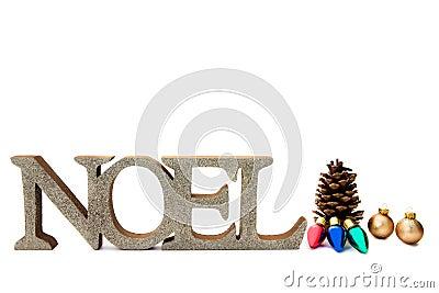 Christmas Noel Background