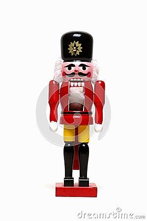 Free Christmas Nutcracker Stock Image - 1591761
