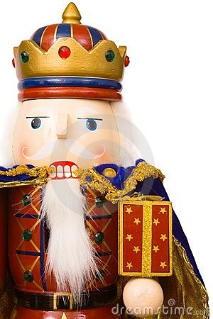 Free Christmas Nutcracker Royalty Free Stock Photos - 3145848